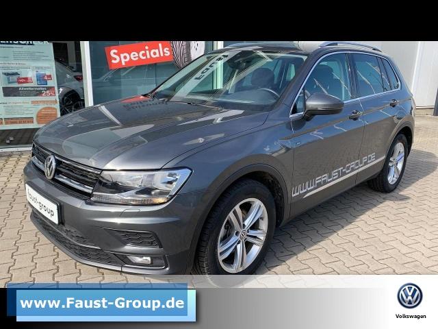 Volkswagen Tiguan JOIN NAVI ACC AHK Comfortline, Jahr 2019, Diesel