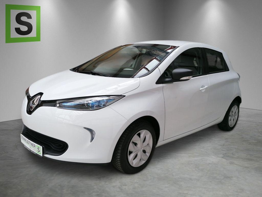 Renault ZOE (ohne Batterie) 41 kwh Life 4503, Jahr 2018, Elektro