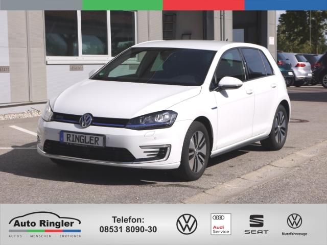 Volkswagen Golf GTE 1.4TSI Hybrid*LED Navi ACC SHZ PDCv+h Fernlichtass. LED-hinten LED-Tagfahrlicht, Jahr 2016, Hybrid