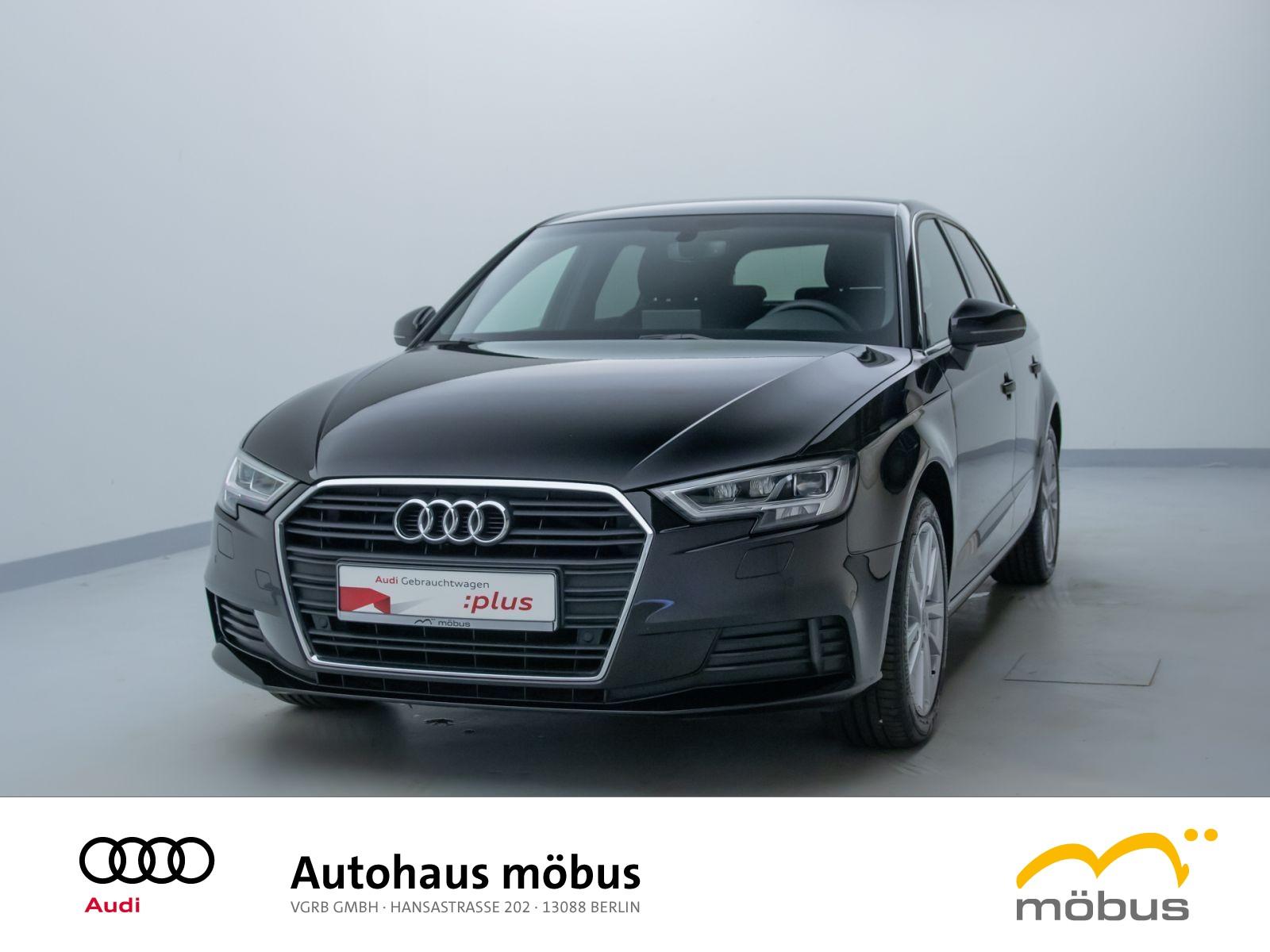 Audi A3 Sportback 35 TFSI S-TRO*LED*SHZ*PDC*NAVI*BT, Jahr 2020, Benzin