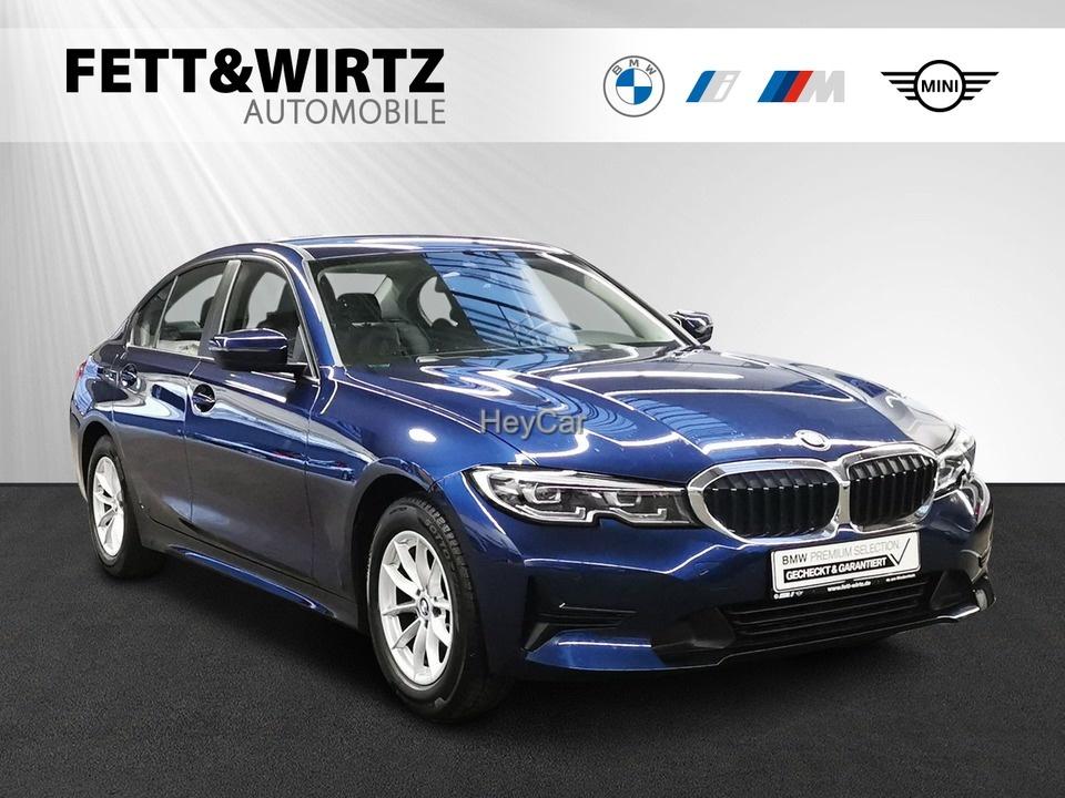 BMW 320i Adv. LiveCockp.-Prof Leas ab 299,- br.o.Anz, Jahr 2020, Benzin