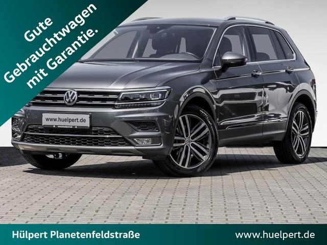 Volkswagen Tiguan 1.4 4Motion Highline LED NAVI ACC LEDER STHZ ALU19 FRONT ASSIST PDC, Jahr 2017, Benzin