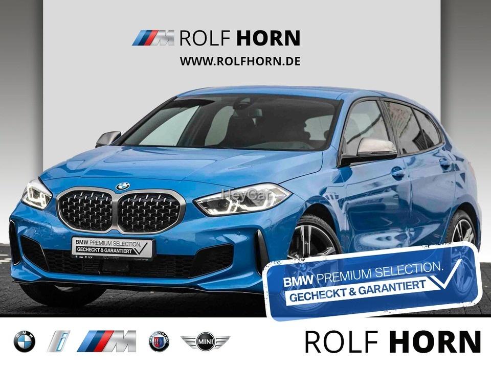 BMW M135iA xDrive Navi PDC LED DAB Tempomat Sitzheiz, Jahr 2020, Benzin