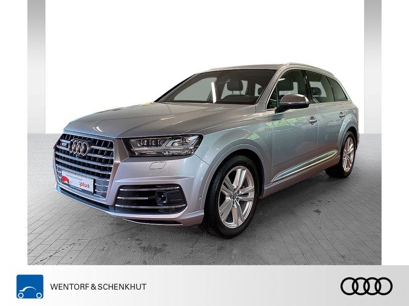 Audi SQ7 4.0 TDI quattro Matrix LED Standheizung VC HuD, Jahr 2017, Diesel