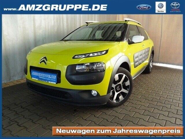 Citroën C4 Cactus 1.2 Feel Edition ALU+Klima+PDC, Jahr 2014, Benzin