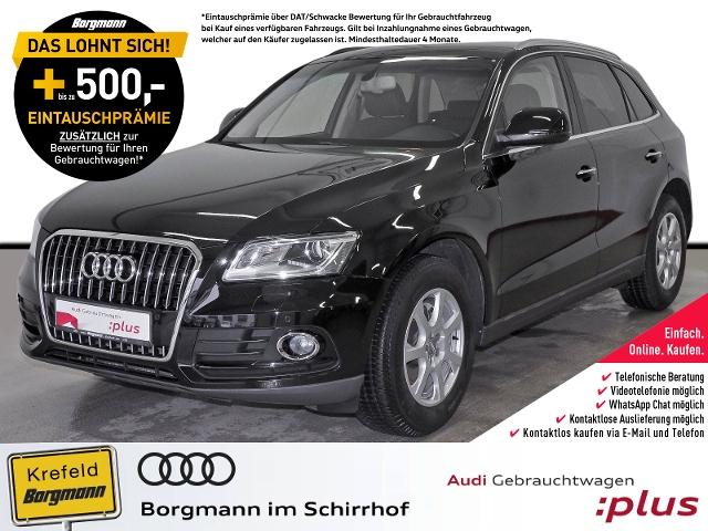 Audi Q5 2.0 TDI MMI Navi Xenon Einparkhilfe plus, Spo, Jahr 2014, Diesel