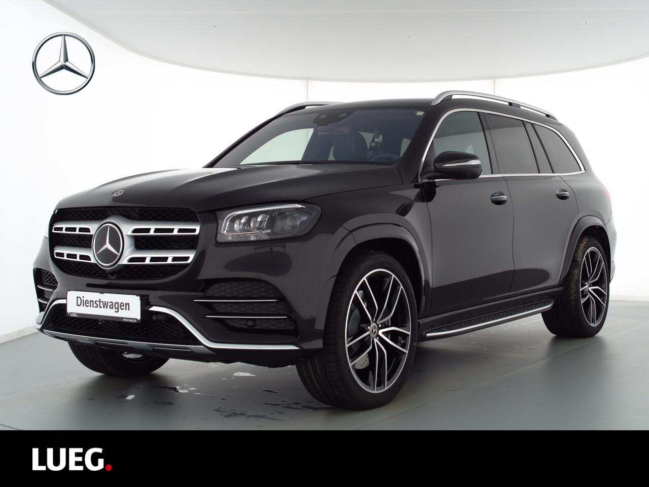 Mercedes-Benz GLS finanzieren
