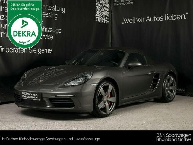 "Porsche 718 Boxster S BOSE/SAGA/20""/PDLS+/CHRONO, Jahr 2016, Benzin"