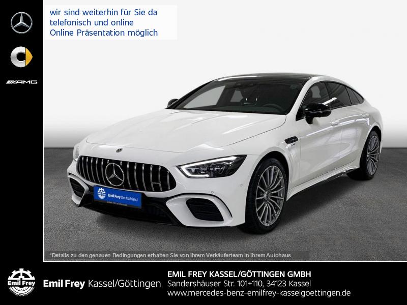 Mercedes-Benz AMG GT 43 Coupe Speedshift TCT 9G, Jahr 2020, Benzin