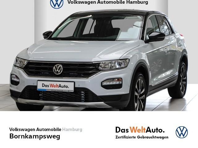 Volkswagen T-Roc 1,5 TSI IQ.DRIVE KLIMA/NAVI/PDC, Jahr 2020, Benzin