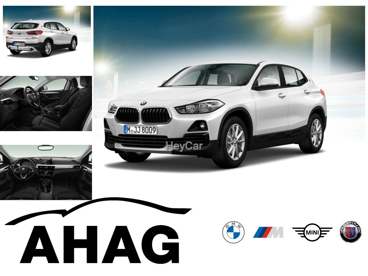 BMW X2 sDrive18d Sportsitze AHK PDC Sitzhzg. Vorn, Jahr 2018, Diesel