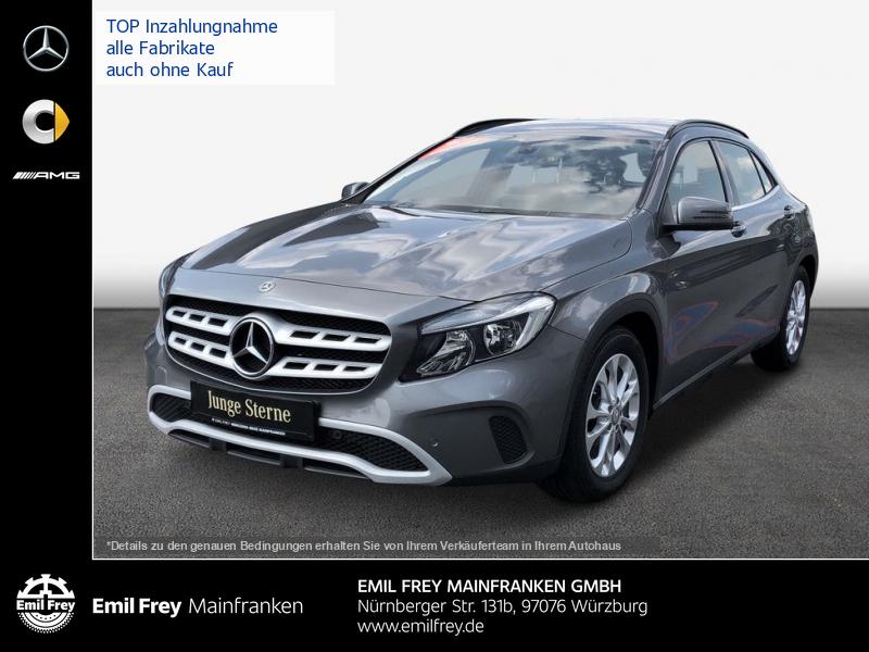 Mercedes-Benz GLA 200 d Style Automatik Navi Parkpilot, Jahr 2017, Diesel