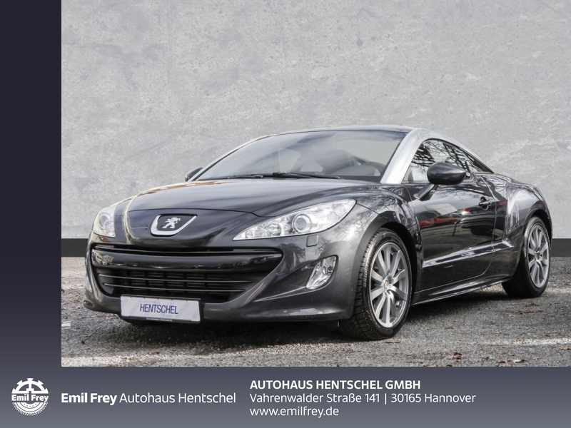 Peugeot RCZ 1.6 200 THP Onyx, Jahr 2012, Benzin