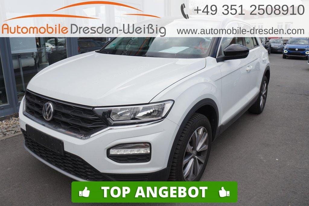 Volkswagen T-Roc 1.5 TSI Style*MirrorLink*PDC*Sitzhzg*, Jahr 2020, Benzin