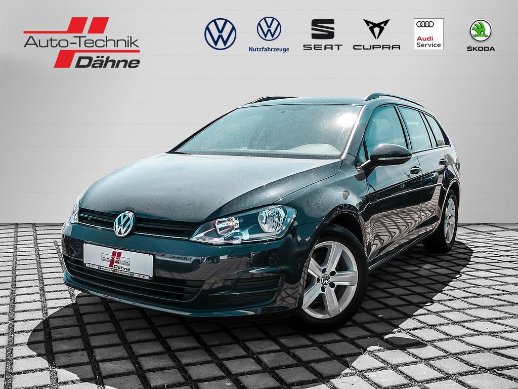 Volkswagen Golf VII Variant 1.2 TSI Comfortline, Jahr 2013, Benzin