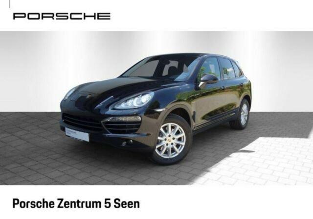 Porsche Cayenne Diesel, PASM, PDLS, STANDHEIZUNG, Jahr 2013, Diesel