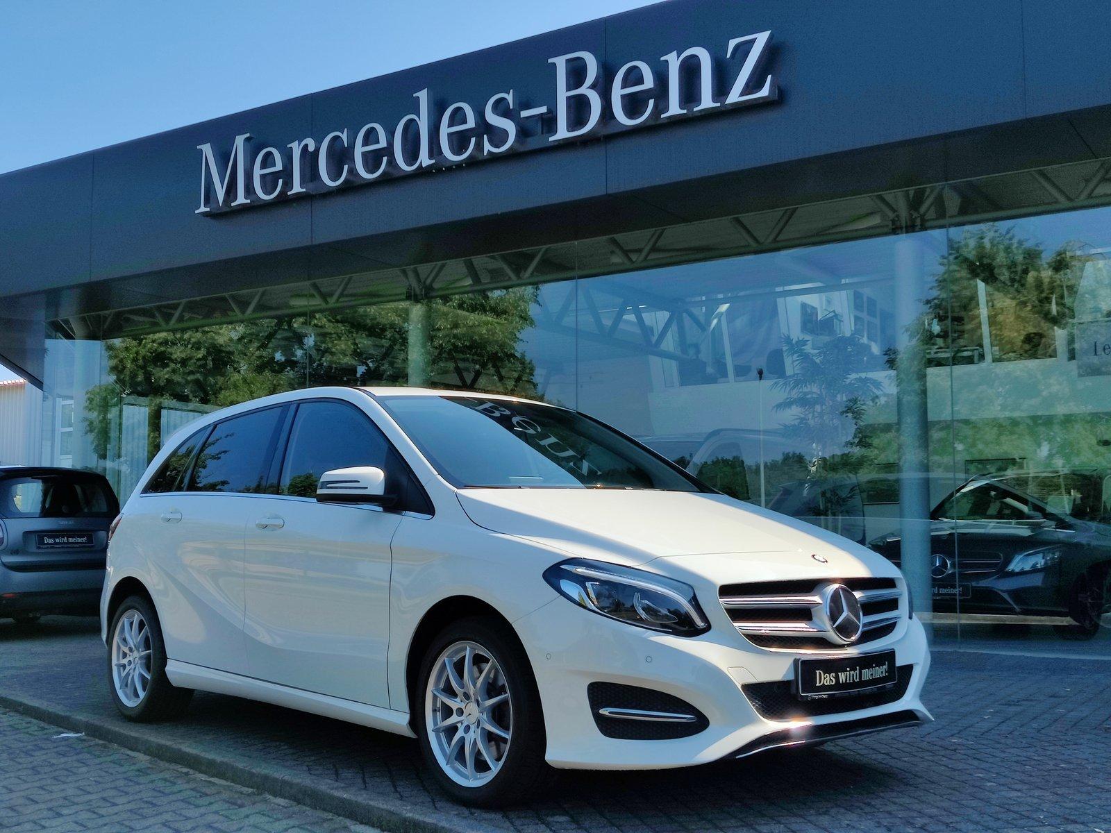 Mercedes-Benz B 250 Score!|AHK|Distronic|LED|Navi|Spur-Paket, Jahr 2016, Benzin