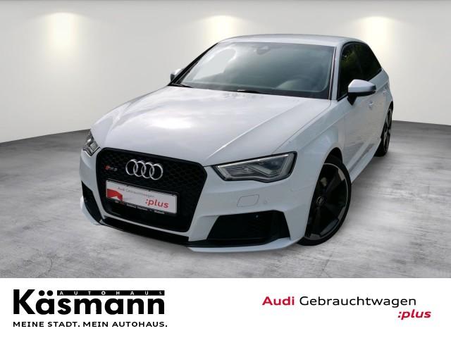 Audi RS3 Sportback 2.5TFSI quattro magnetic ride B&O, Jahr 2016, Benzin