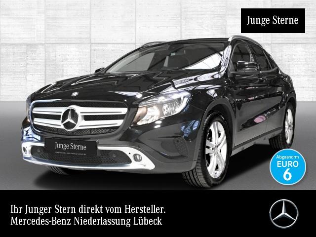 Mercedes-Benz GLA 220 d 4M Urban Navi Laderaump PTS 7G-DCT Sitzh, Jahr 2016, diesel