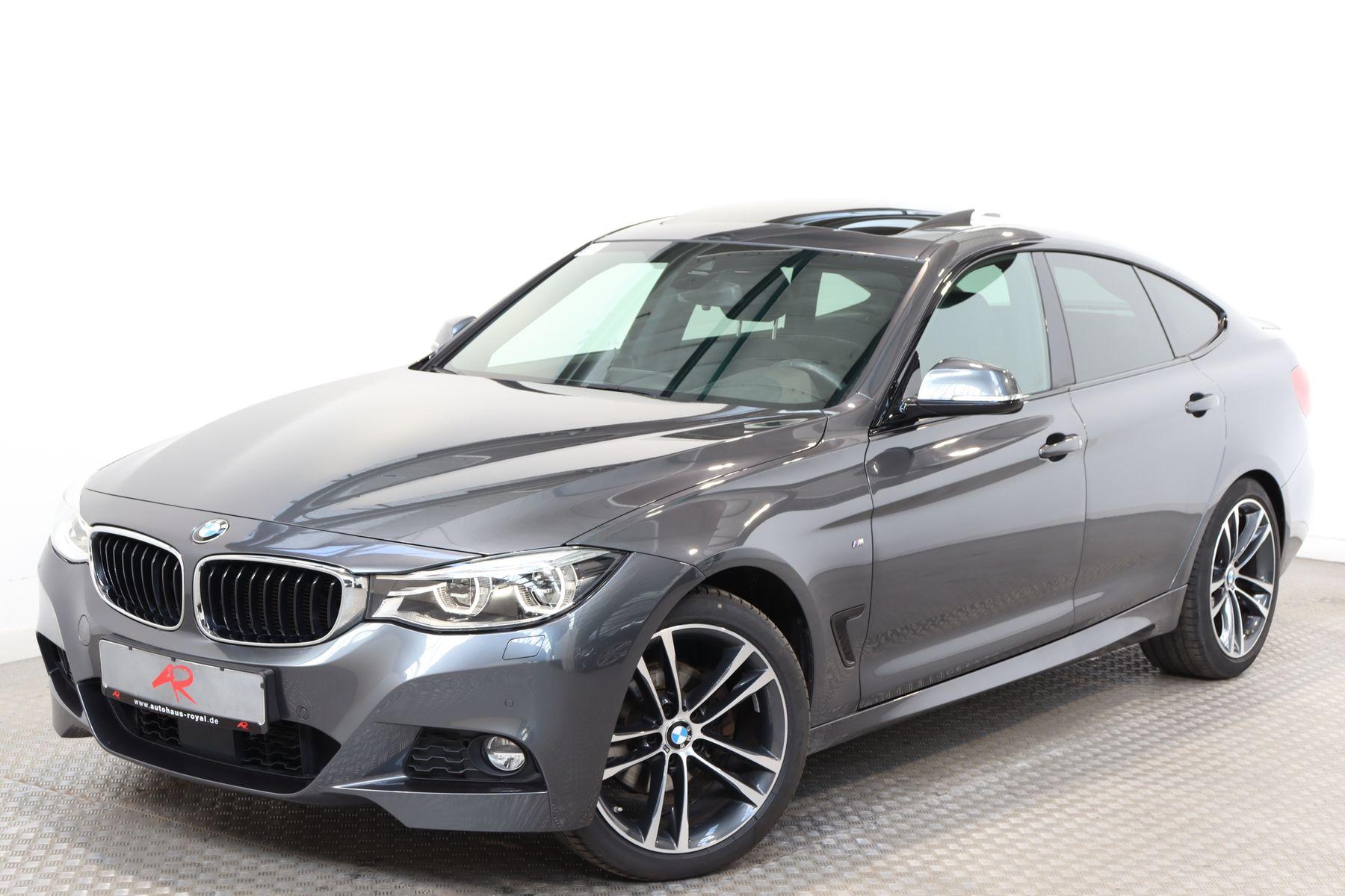 BMW 320 Gran Turismo d xDrive SAG M SPORT HUD,19ZOLL, Jahr 2017, Diesel