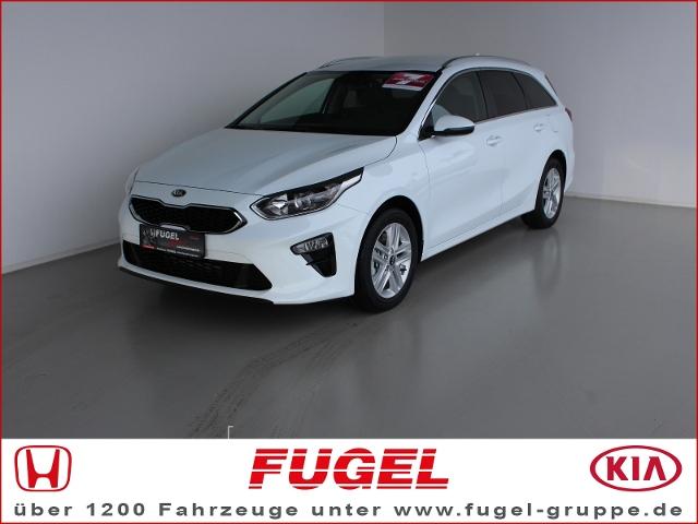 Kia cee'd Sportswagon 1.4 T-GDI Navi|Winterpak.|RFK|, Jahr 2019, Benzin