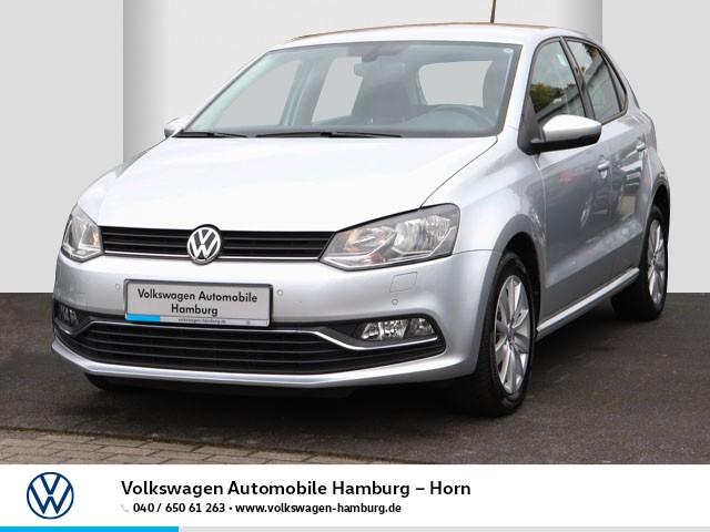 Volkswagen Polo 1.0 Comfortline 4türig Navi Sitzheizg Klima, Jahr 2017, Benzin