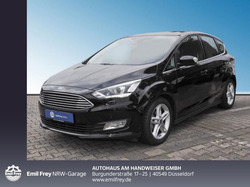 Ford C-Max Titanium 1.0 EcoBoost KEIN MIETER, Jahr 2019, Benzin