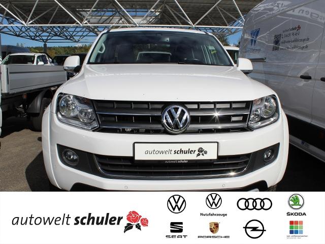 Volkswagen Amarok DC 2,0 TDI 4motion Highline Automatik, Jahr 2014, Diesel