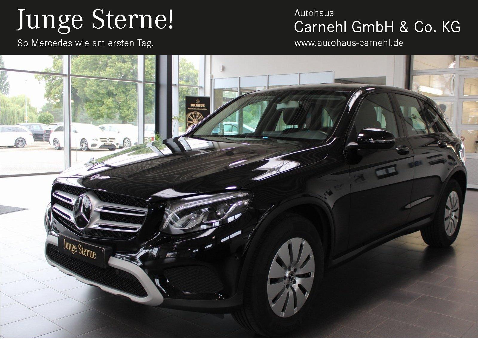 Mercedes-Benz GLC 250 d 4M+Distronic+AHK+LEDsw+PArkassi+Garmin, Jahr 2018, Diesel