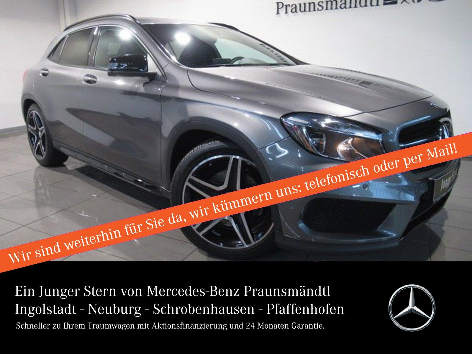 Mercedes-Benz GLA 250 AMG Sport Night 7ATG/PTS/Navi/SHZ/Ambien, Jahr 2016, Benzin
