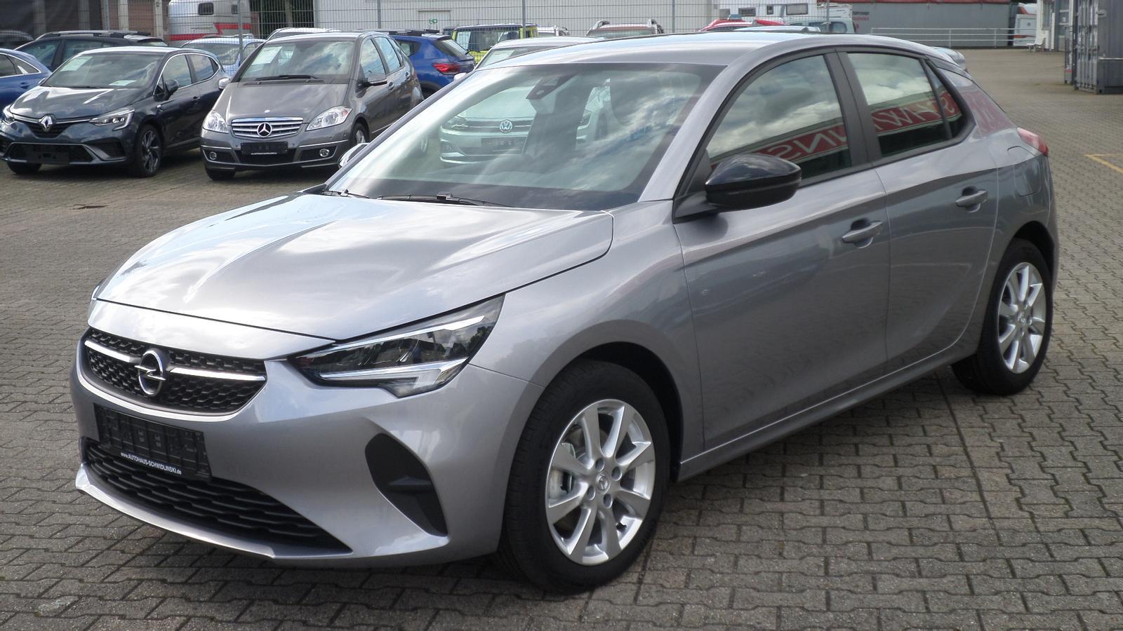 Opel Corsa F Edition Automatik SOFORT, Jahr 2021, Benzin
