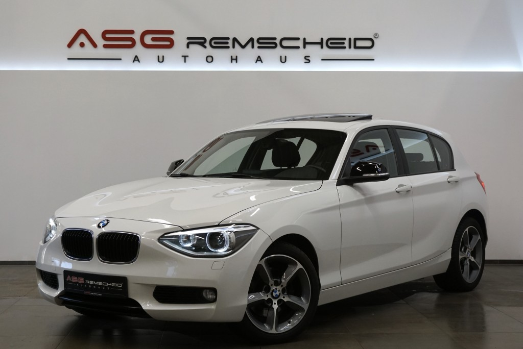 BMW 118 i *Advantage *Bi-Xenon *Sitzhzg *GSD *, Jahr 2014, Benzin