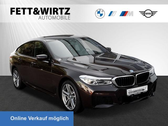 BMW 620 Gran Turismo GT MSport TV DA+ Komforts Massage, Jahr 2019, Diesel