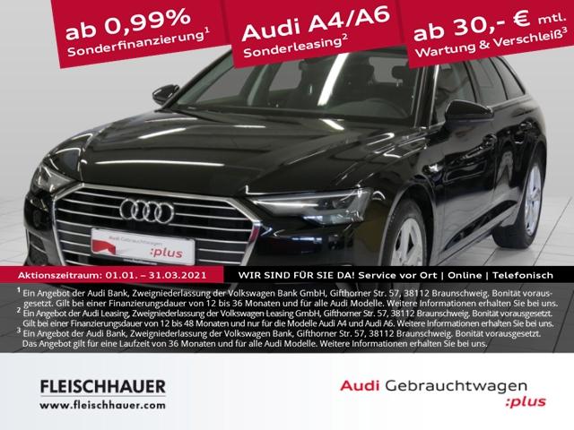 Audi A6 Avant 40 TDI sport Navi+LED+DAB+Kamera+Alcantara+PDC+SHZ+Telefon, Jahr 2019, Diesel