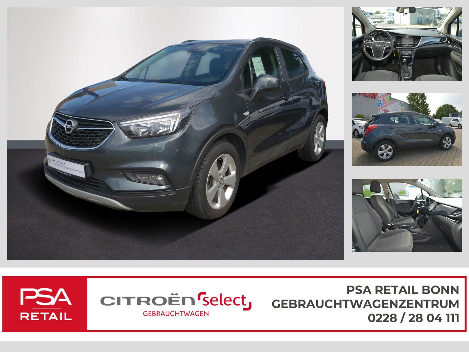 Opel Mokka X 1.4 ecoFLEX Active Klima 17Zoll, Jahr 2017, Benzin