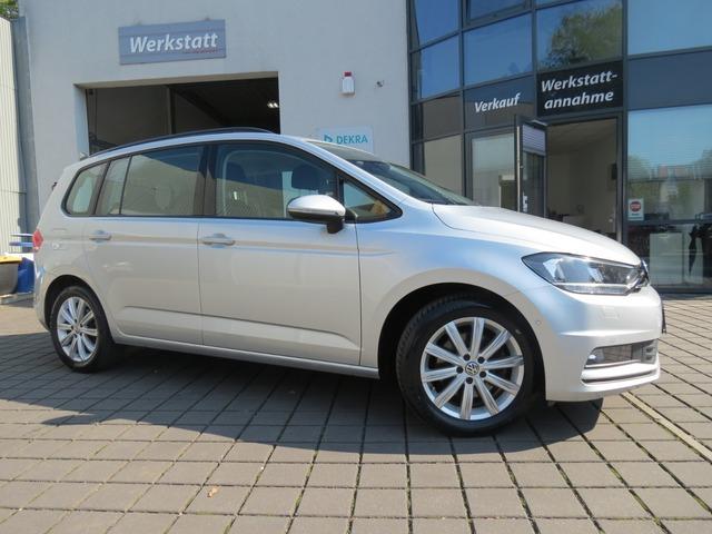 Volkswagen Touran 1.4 TSI Comfortline 7Sitzer Acc/Parklenk, Jahr 2018, Benzin
