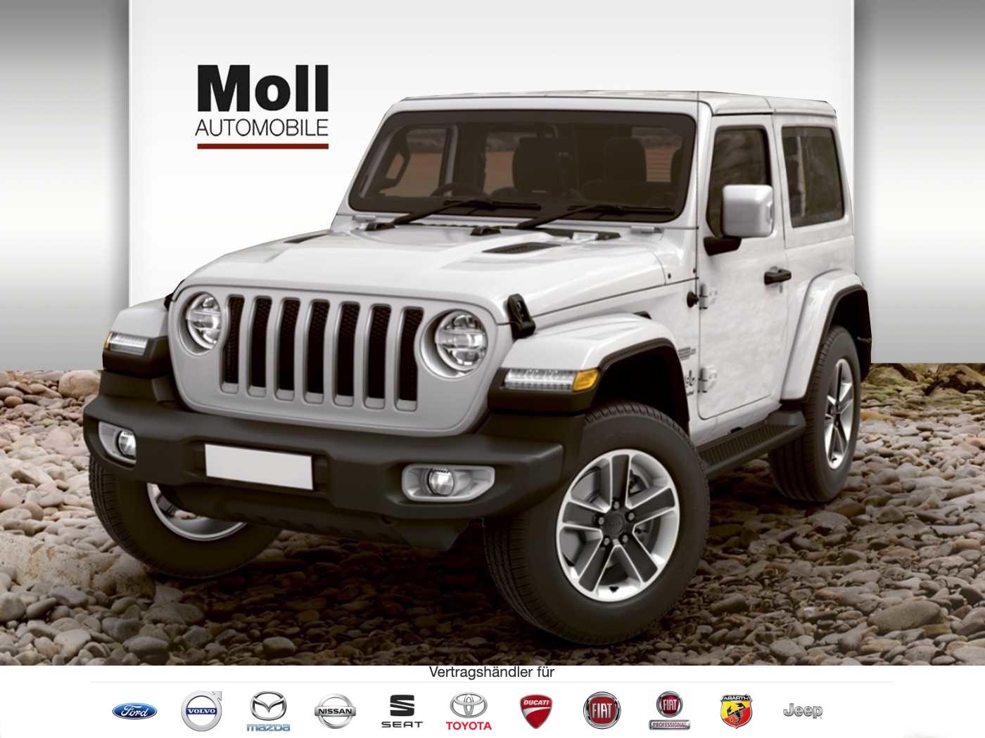 Jeep Wrangler JL MY18 Sahara 2.2l CRDI Wrangler Sahara 2.2 CRDI NEW TECH NAVI SHZ, Jahr 2019, Diesel