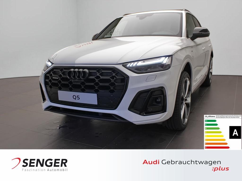 Audi Q5 edition one 40 TDI quattro Navi Privacy LED, Jahr 2020, Diesel