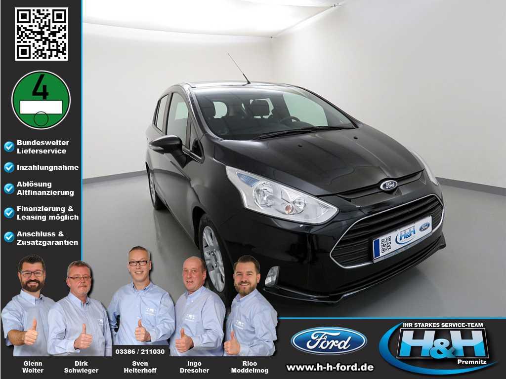Ford B-MAX 1.0 EcoB SYNC Edit (PPS+Bluetooth), Jahr 2014, Benzin