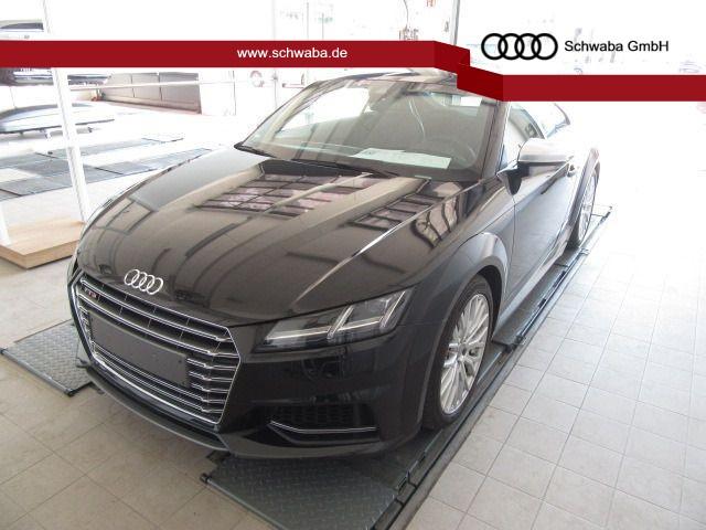"Audi TTS Coupé 2.0 TFSI qu.*MATRIX*NAV*B&O*M-Ride*18"", Jahr 2016, petrol"