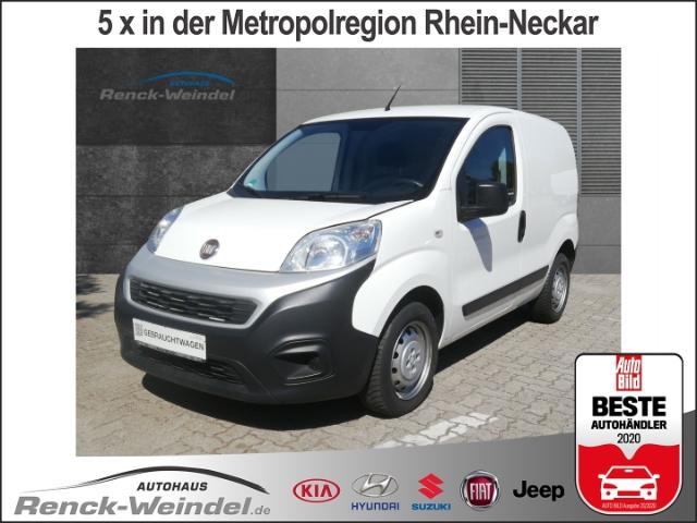 Fiat Fiorino SX Kasten 1.3 Multijet Multif.Lenkrad NR Klima SHZ Temp ESP DPF Scheckheft Gar., Jahr 2018, Diesel
