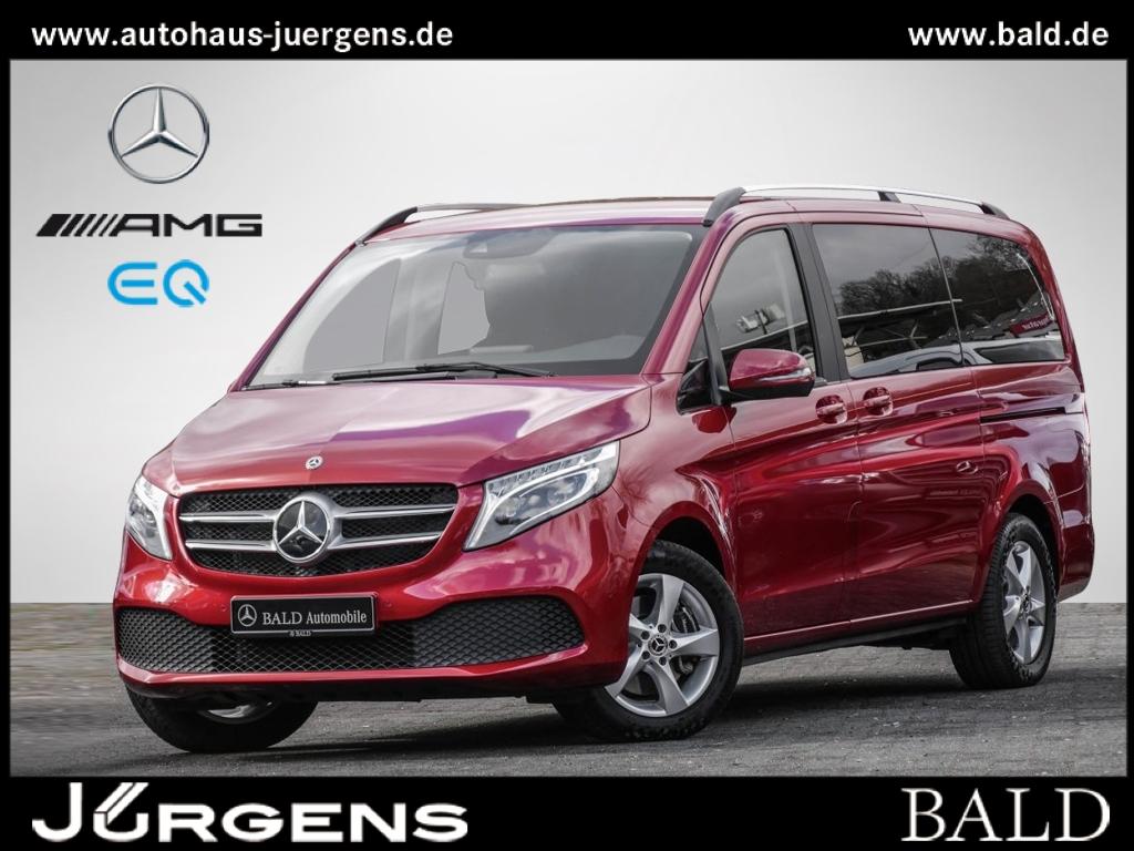 Mercedes-Benz V 300 Edition lang Navi Klima Ahk Standheizg Pan, Jahr 2020, Diesel