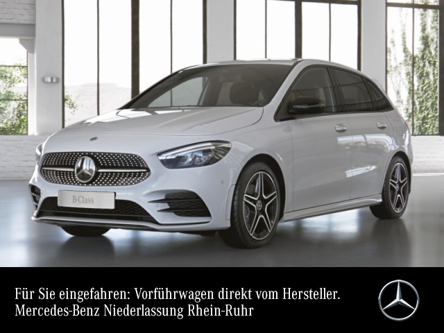 Mercedes-Benz B 180 AMG+Night+LED+Kamera+Totw+7G, Jahr 2021, Benzin