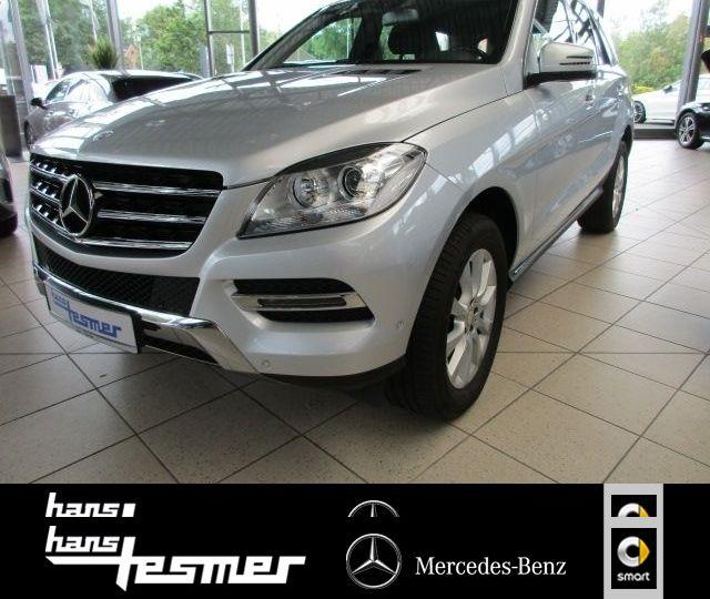 Mercedes-Benz ML 350 BT 4M Comand+Kamera+Keyless+PDC, Jahr 2013, Diesel