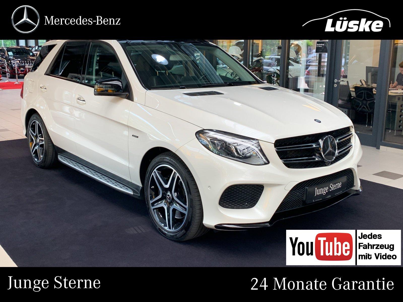 Mercedes-Benz GLE 450/43 AMG 4M Night Memo Assistenz Keyless, Jahr 2016, Benzin