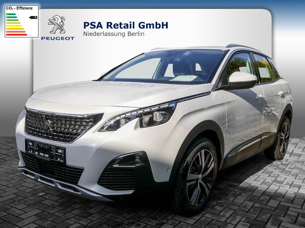 Peugeot 3008 Allure 1.2 PureTech 130, Jahr 2020, Benzin