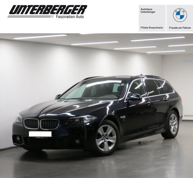 BMW 530d xDrive M Sportpaket Navi Komfortsitze belüftet, Jahr 2013, Diesel