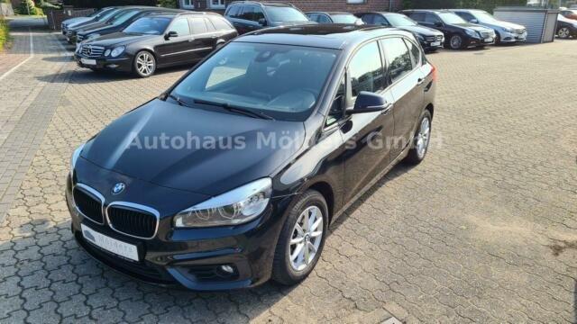 BMW 218i AT *Garantie*Navi*LED*179 mtl., Jahr 2016, Benzin
