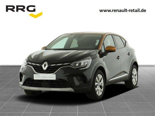 Renault Captur II TCe 100 Experience, Jahr 2020, Benzin