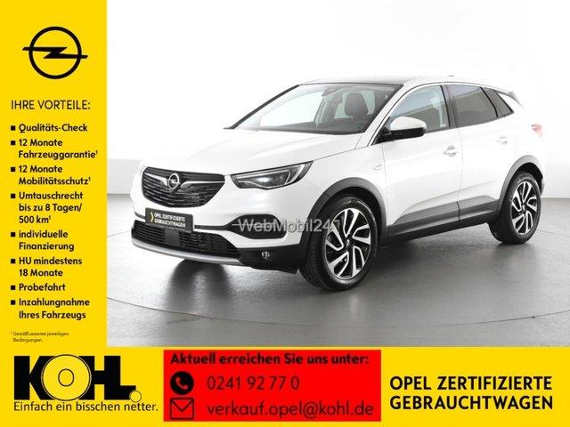 Opel Grandland X AT 1.6CDTi E6 Dyna. NAVI PDC-Kamera, Jahr 2018, Diesel